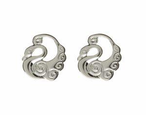 Children Of Lir Stud Earrings