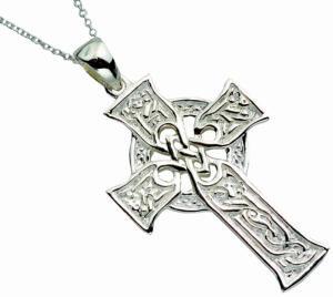 Four Gospels Carved Cross