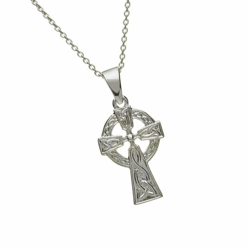 Double Sided Celtic Cross