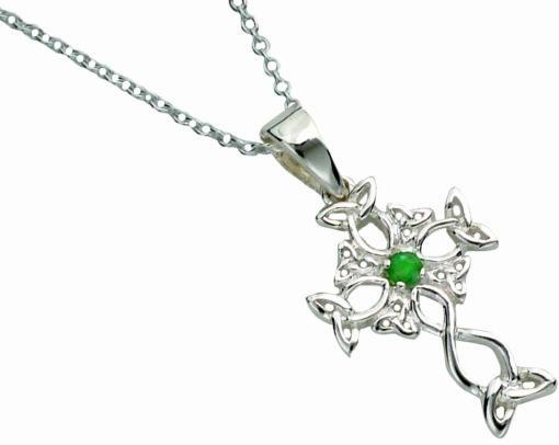 Emerald Centre Celtic Cross