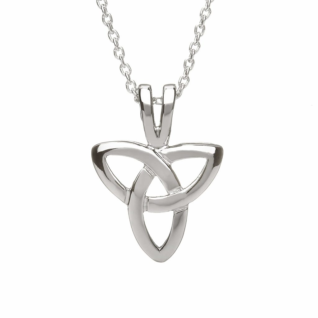 Single Trinity Knot Pendant