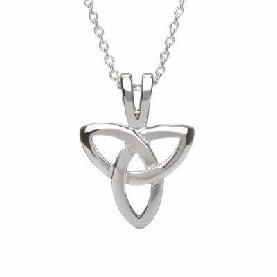 Single Trinity Knot Pendant