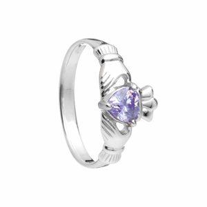Birthstone Ring June