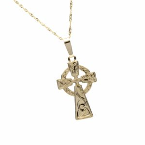 10Ct Classic Celtic Cross