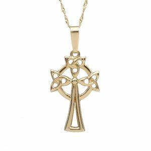 10Ct Small Celtic Cross