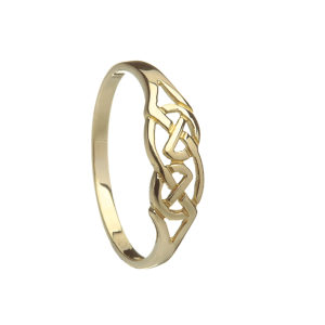 YellowCeltic design ring