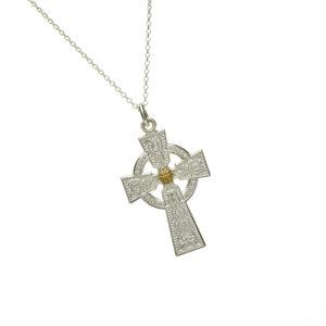 Ladies (20MM) Celtic Cross Pendant