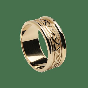 Celtic Cloddagh Ring