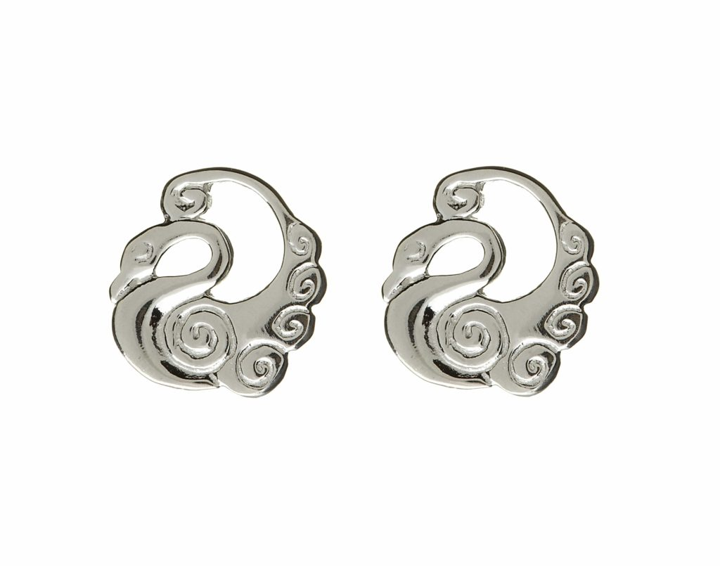 Children Of Lir Stud Earrings