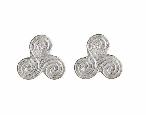 Newgrange Spiral Studs