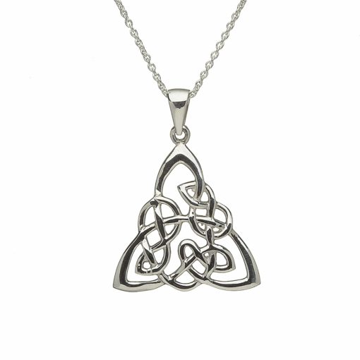 Celtic Knotwork Trinity Pendant