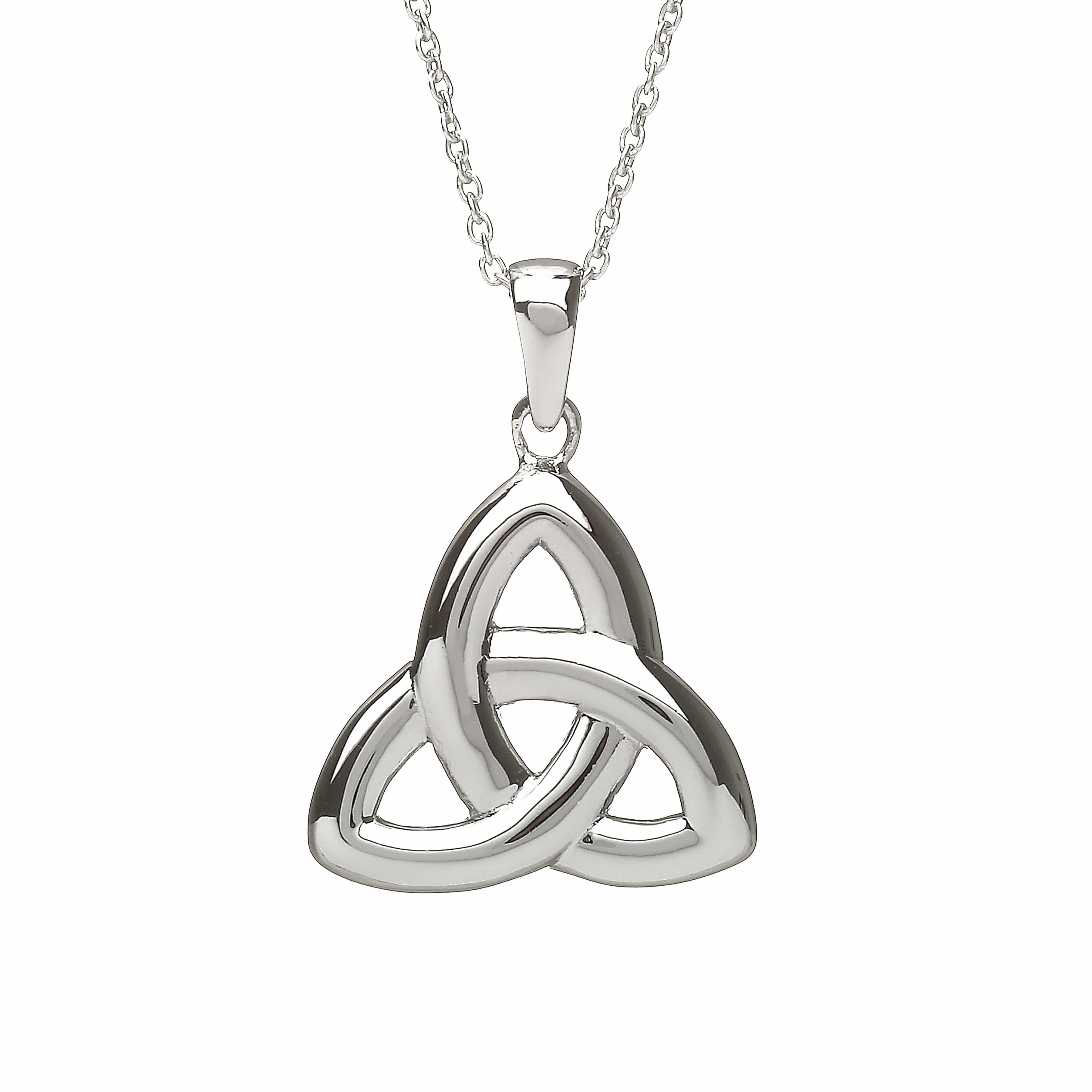 Classic Trinity Knot Pendant
