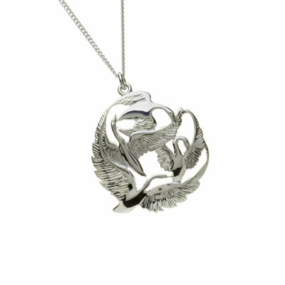 Children Of Lir Pendant