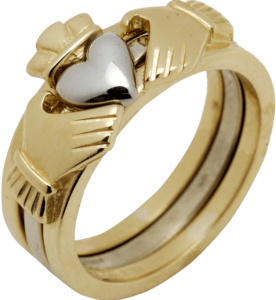 Claddagh Ring - Love, Loyalty, Friendship