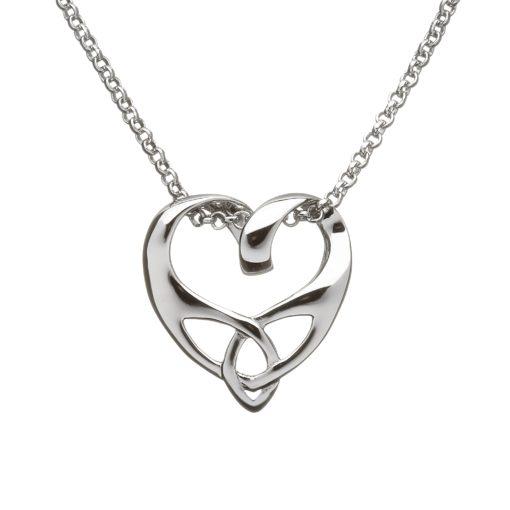 Silver Trinity Pendant